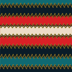 Ethnic Stripes Primary