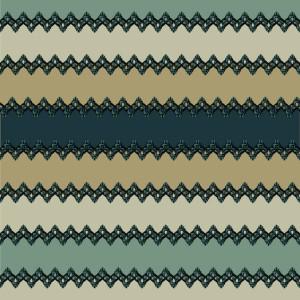 Ethinic Stripes Muted