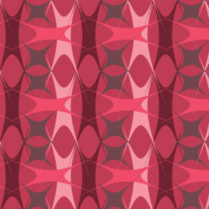 Fifites Frenzy Hot Pattern