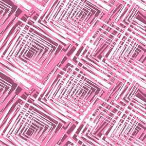 Squared Off Pinks